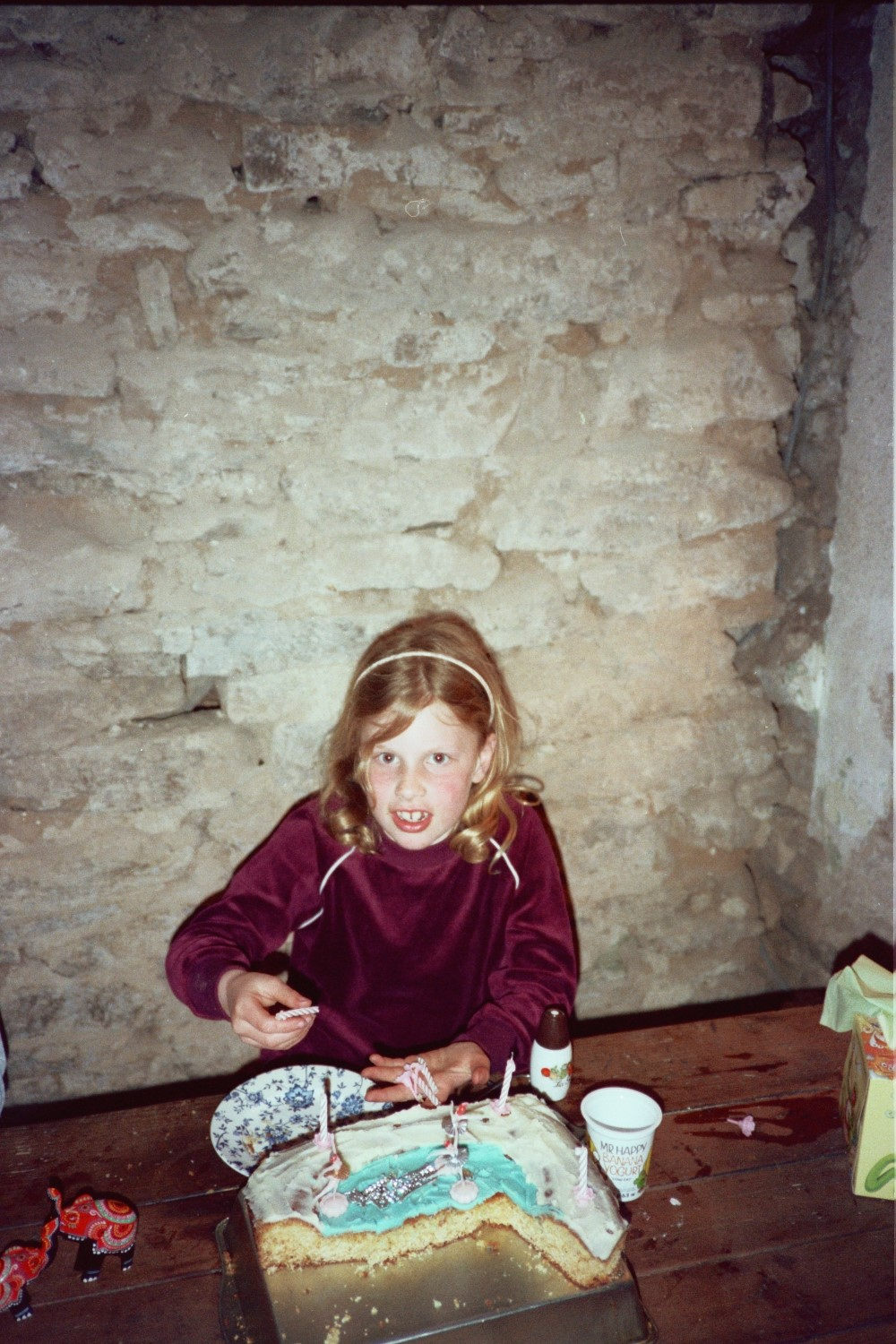 Amy Shearer, 1982, Amberslone Cottage, Wales