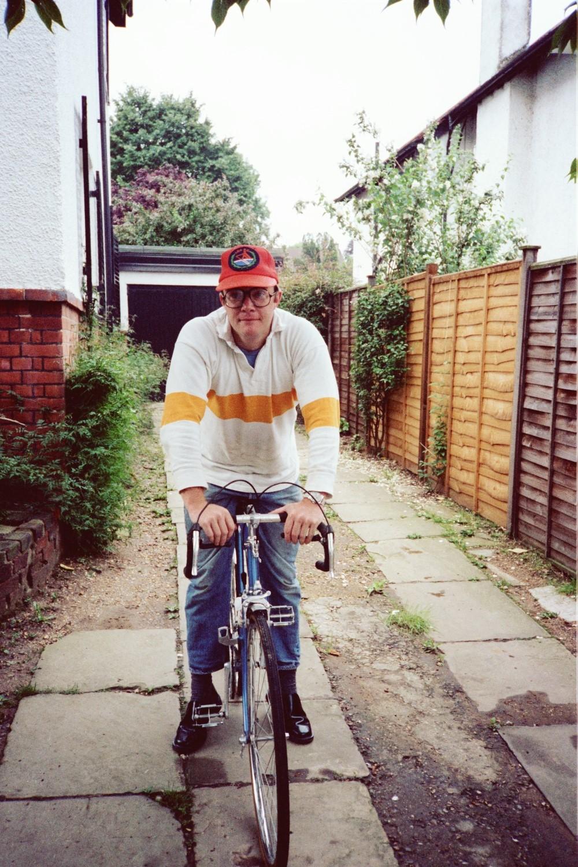 Fred Shearer going to LEA ROWING CLUB, 1983