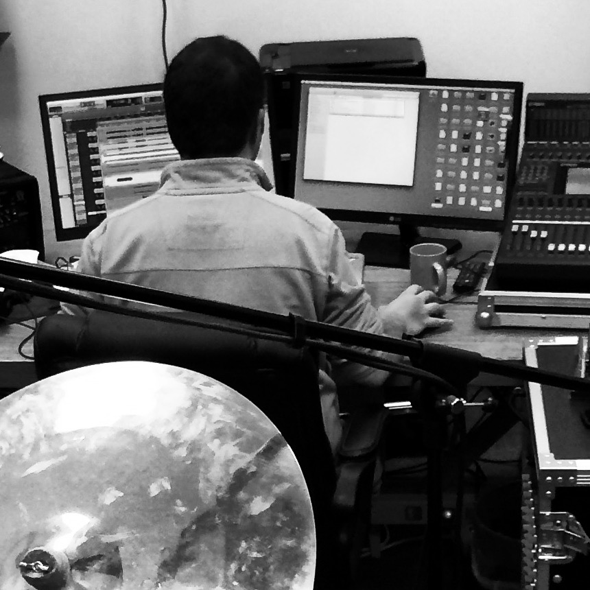 Niall Acott - mixing at NJA.me.uk Studios