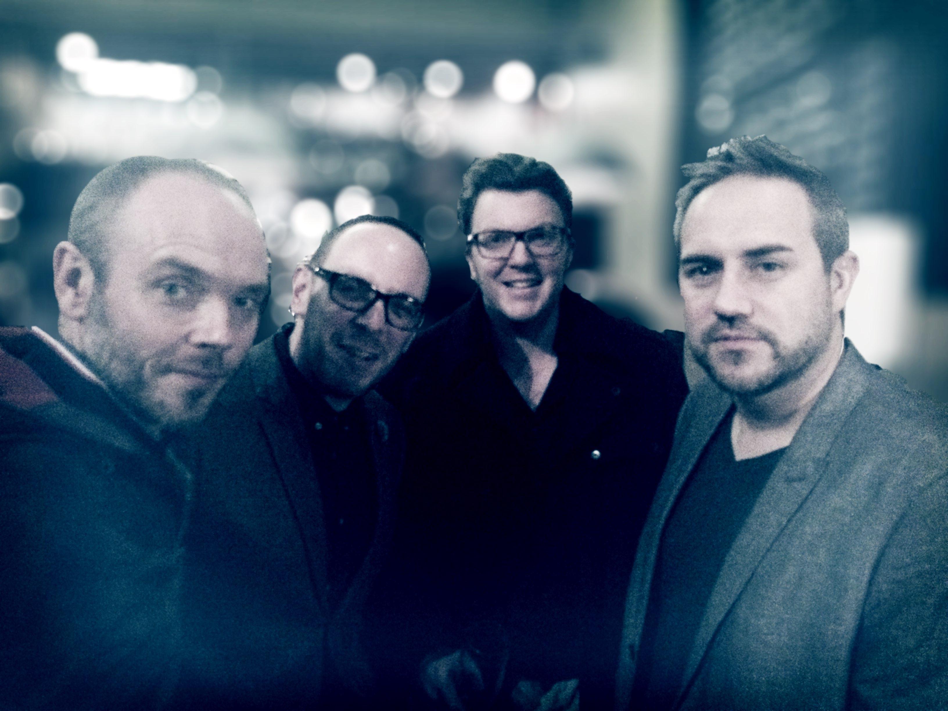 The Dees - Tarkan Algin, Dan McCabe, Matt Shearer, Dean Gardner