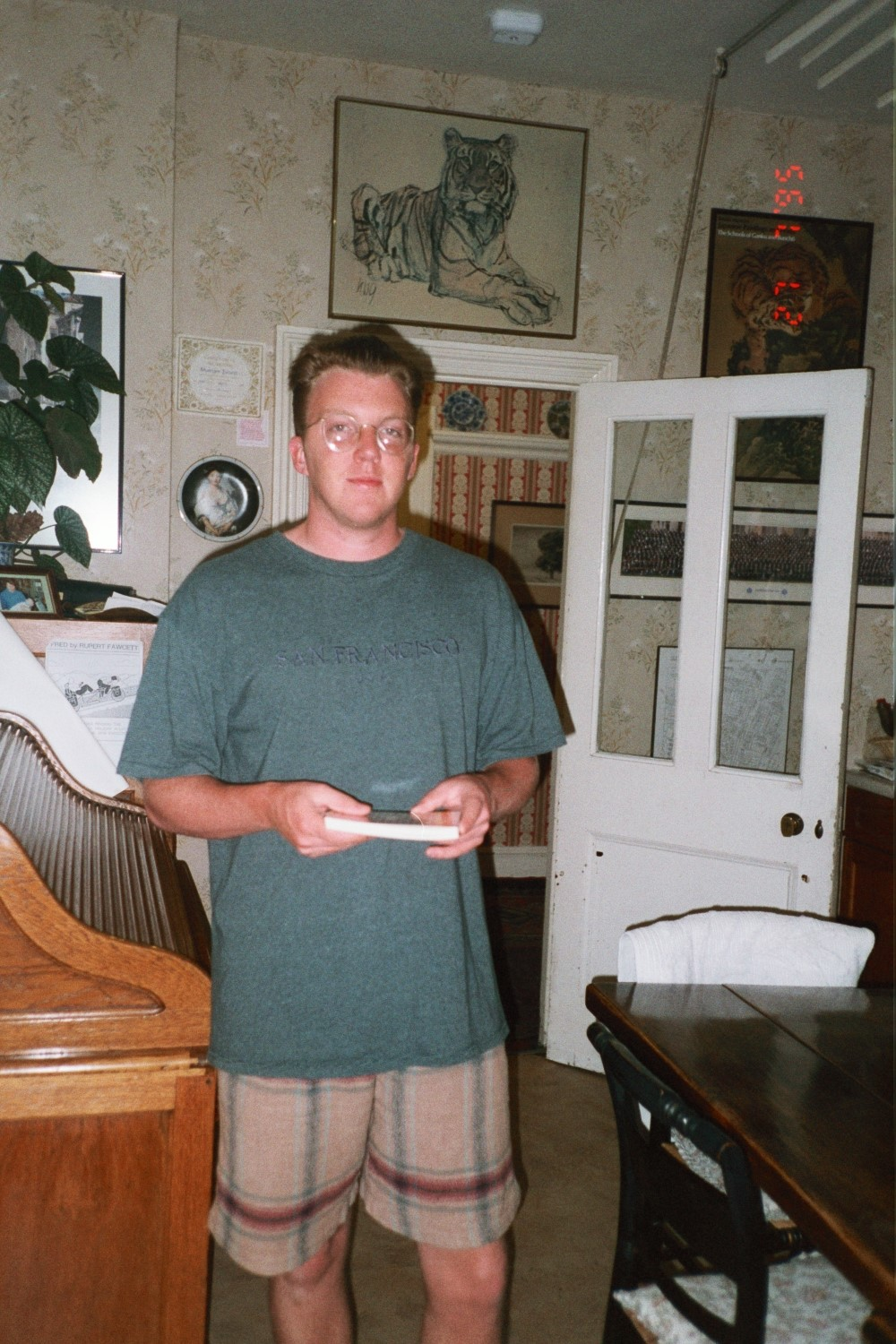 Matt Shearer, Summer 1995