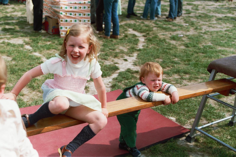 Amy Shearer and Ed Shearer - 1980s