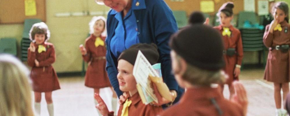 Virginia Shearer joins the Brownies