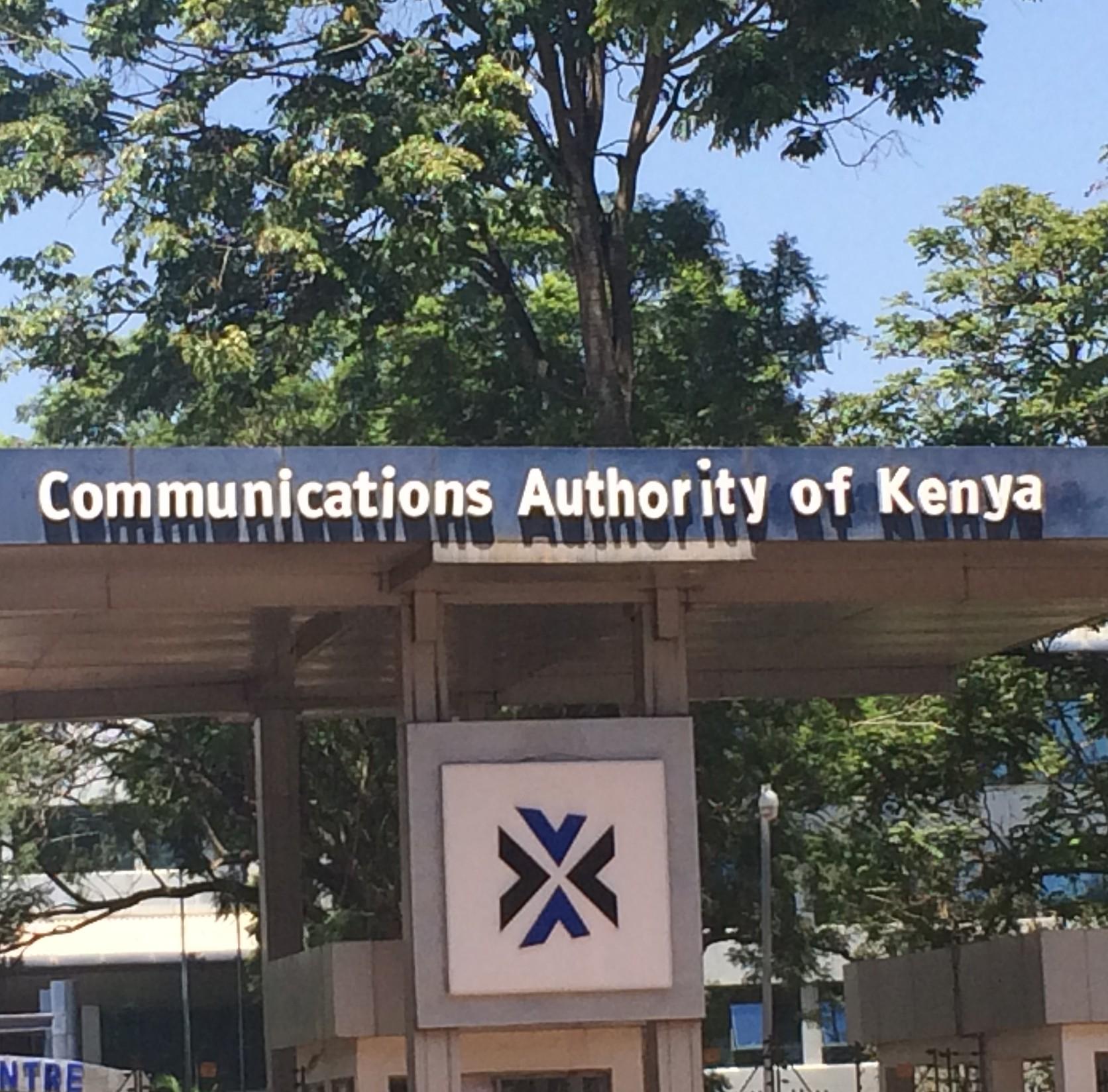 Communications Authority of Kenya