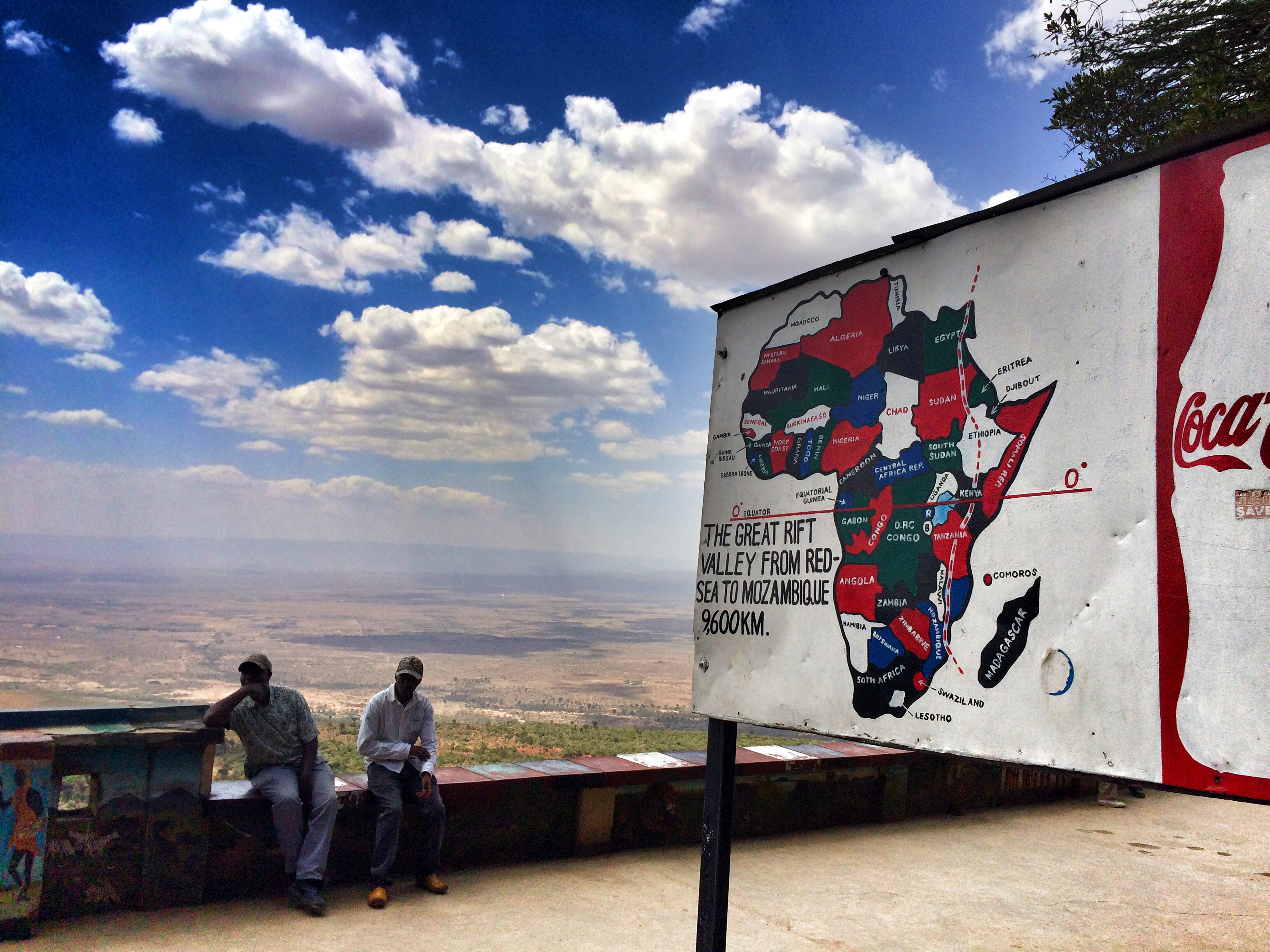 The Great Rift Valley, Kenya