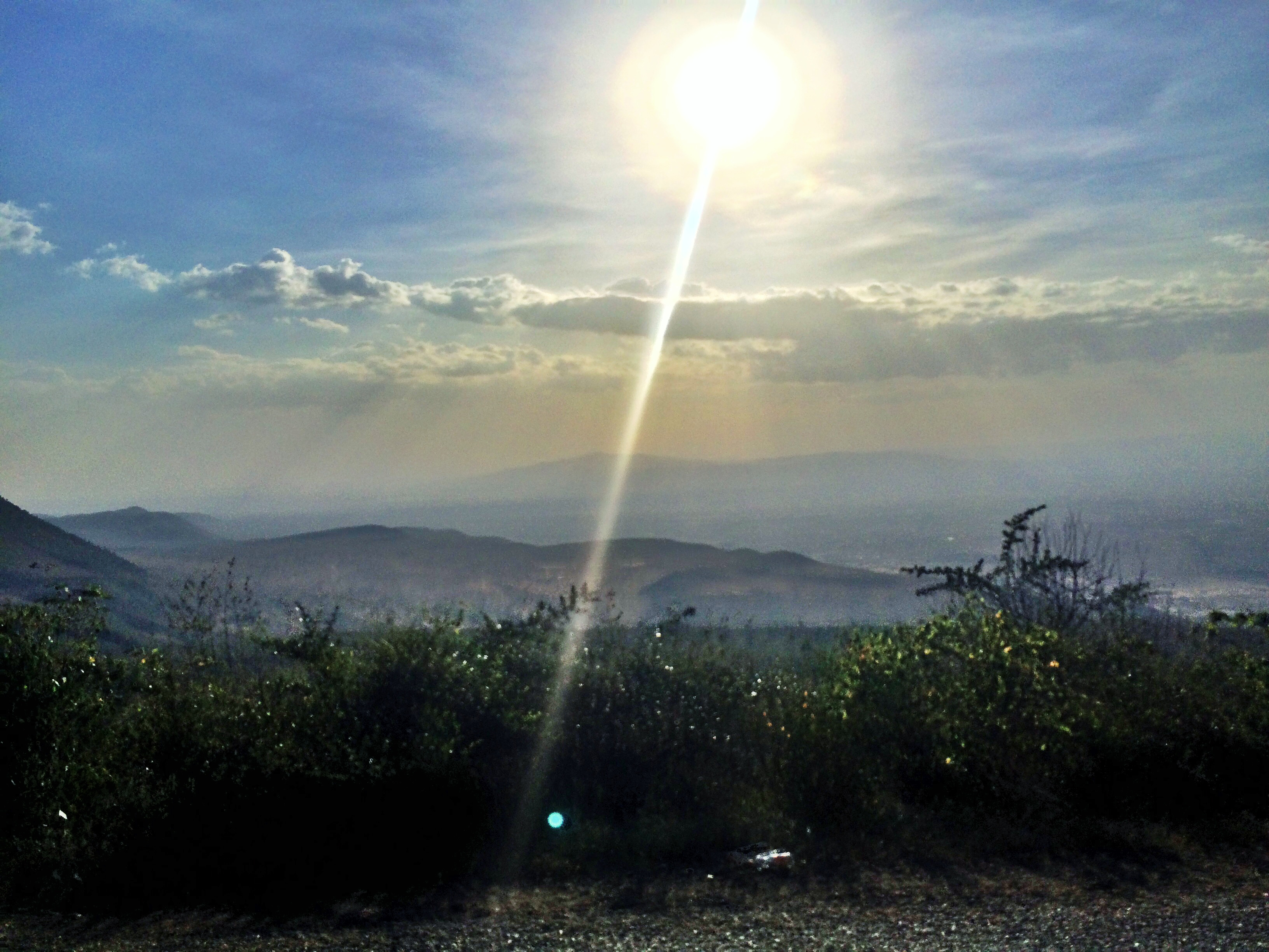 Sunrise over the Great Rift Valley, Kenya