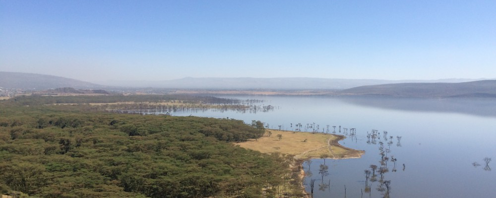 Lake Nakuru, Great Rift Valley, Kenya