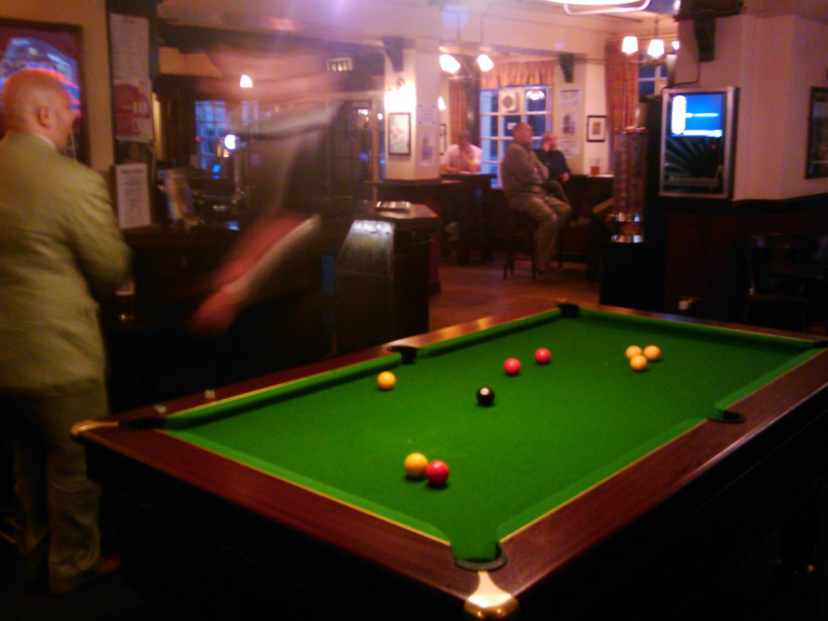 James Magnus & Ian Guest at The Horse & Wells, Woodford (Smelly Horse)