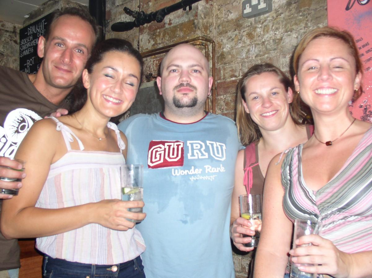 Ian Guest, Sophie Sediki et al