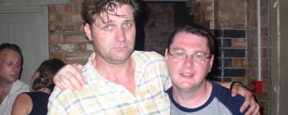 Adam Guy and Conal Jones