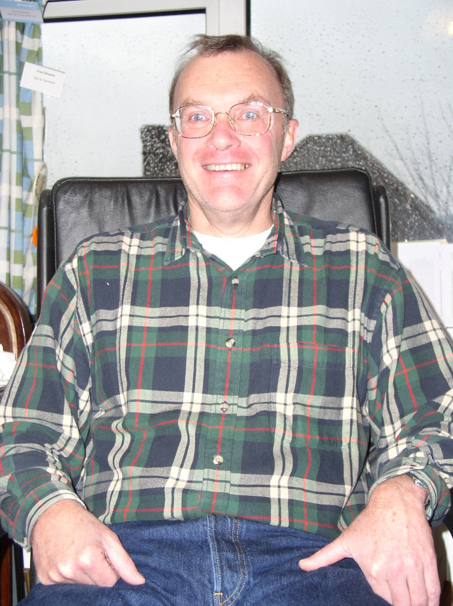 Fred Shearer in 2003