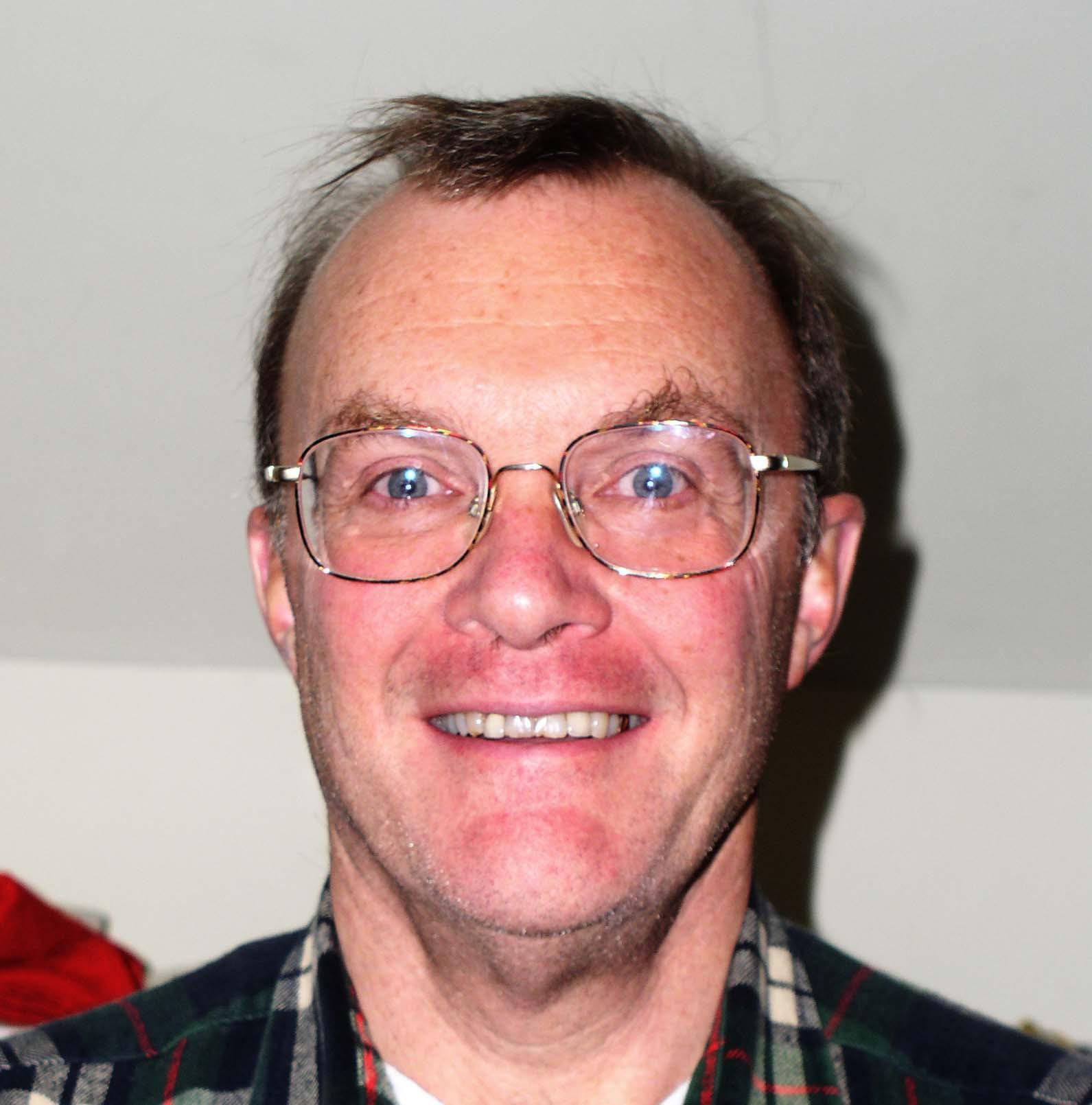 Fred Shearer in 2003