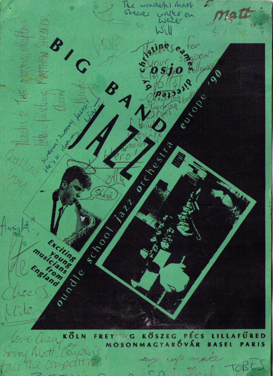 OSJO 1990 - Front Cover