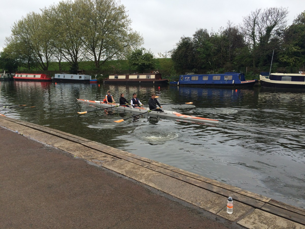 Lea Rowing Club Regatta - 2015