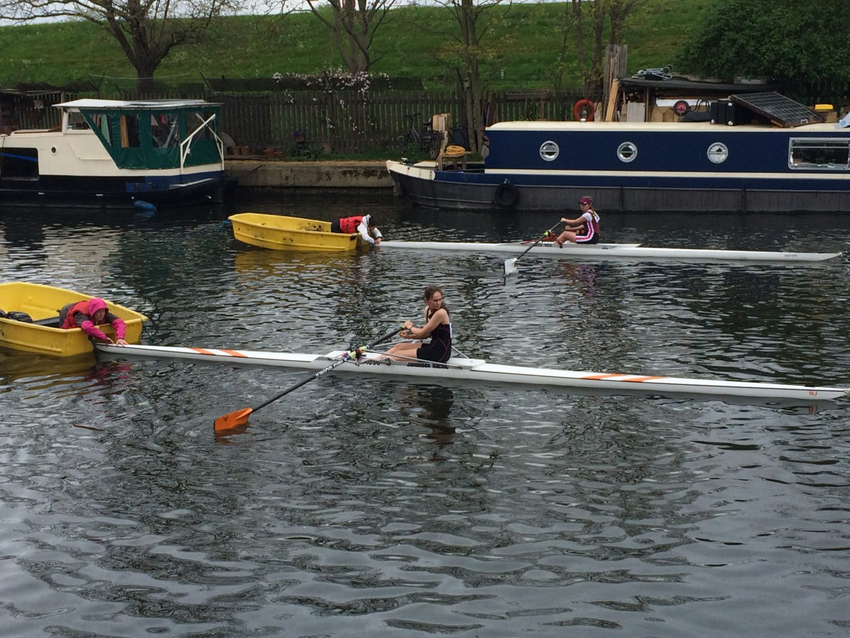 Lea Rowing Club Regatta 2015