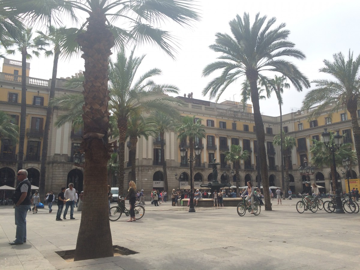Some Square, Barcelona