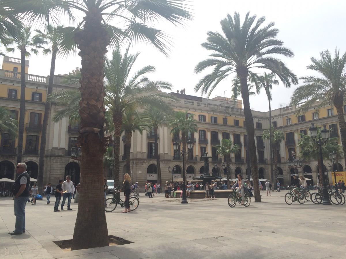 Some Square, Barcelona
