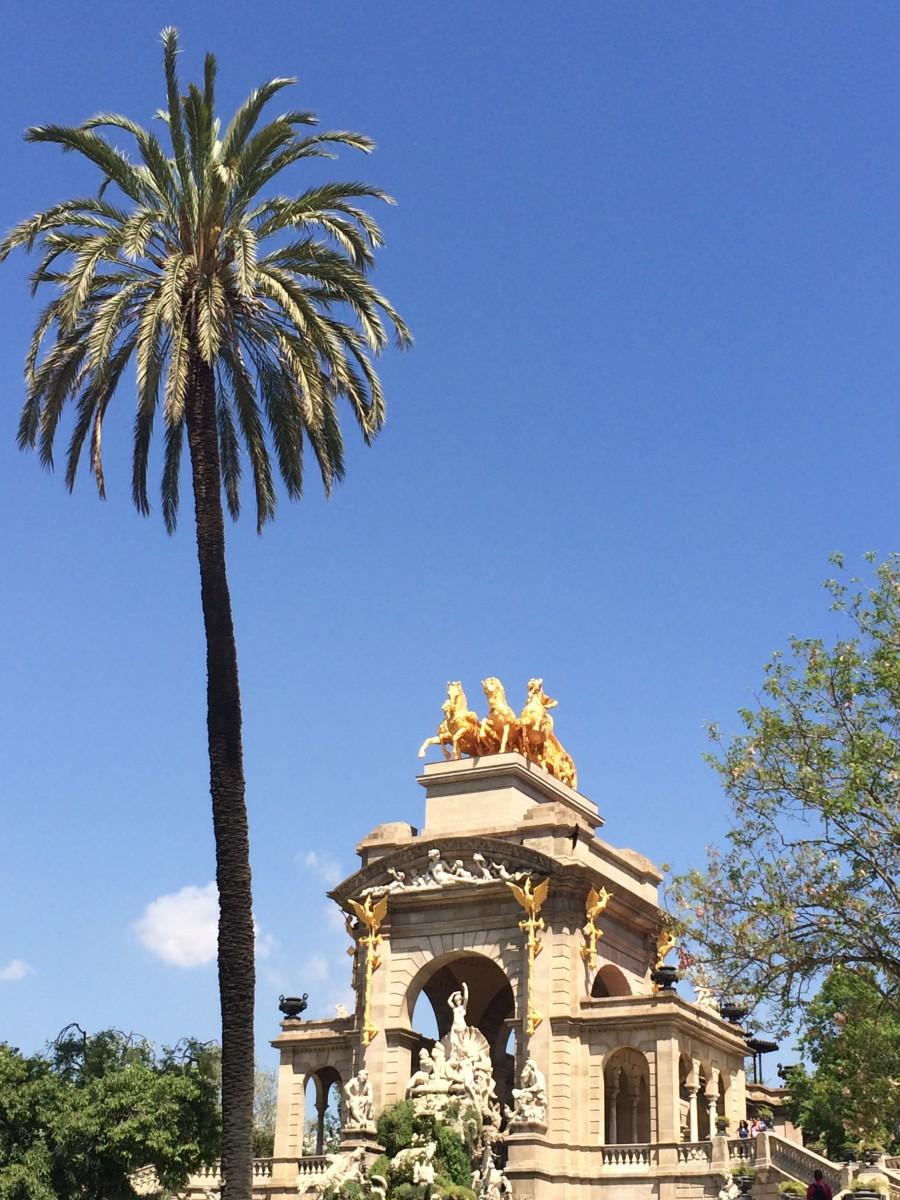 Barcelona, Parc de la Cuitadela