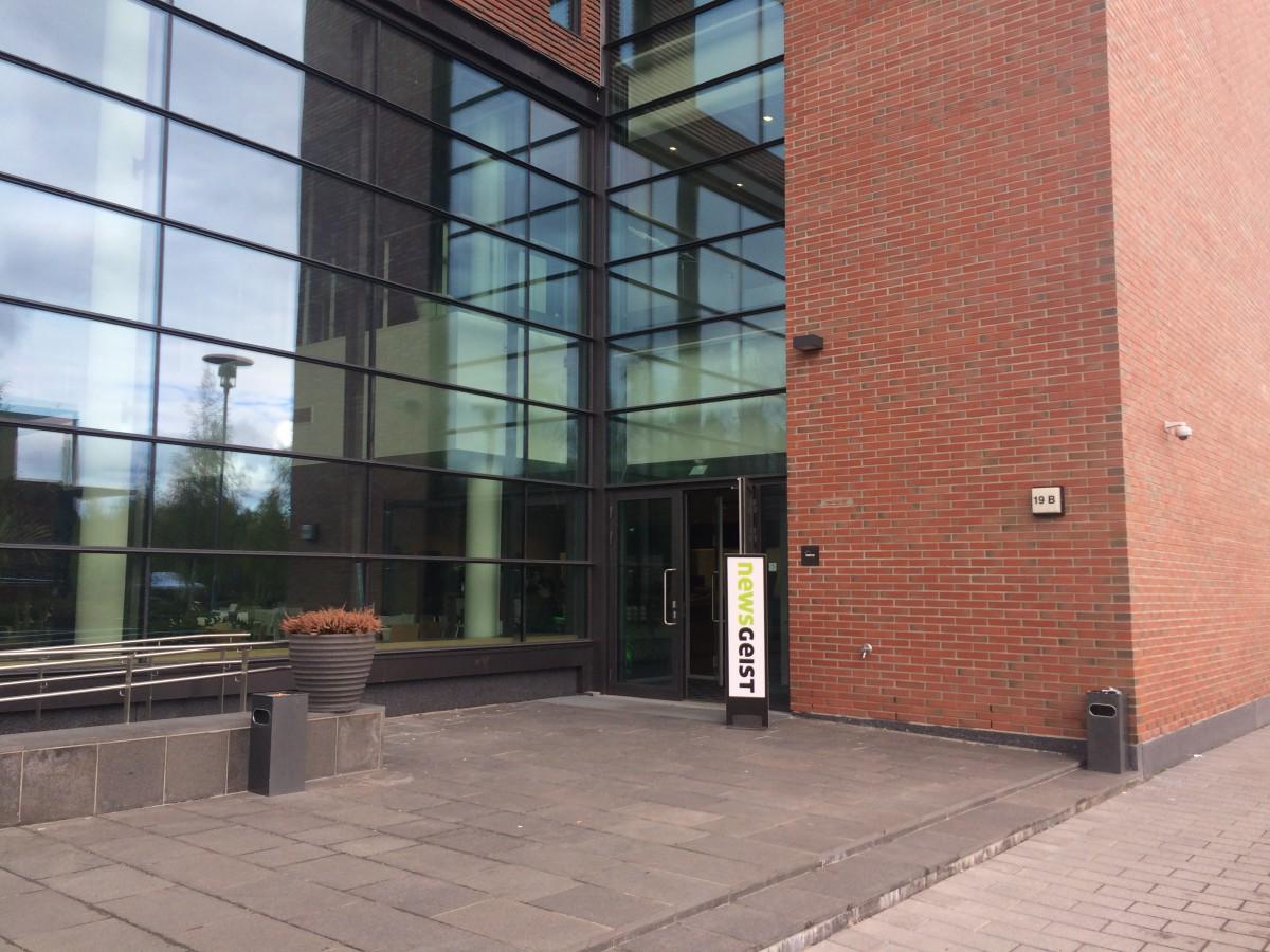 NEWSGEIST was held at Aalto University, near Helsinki in Finland