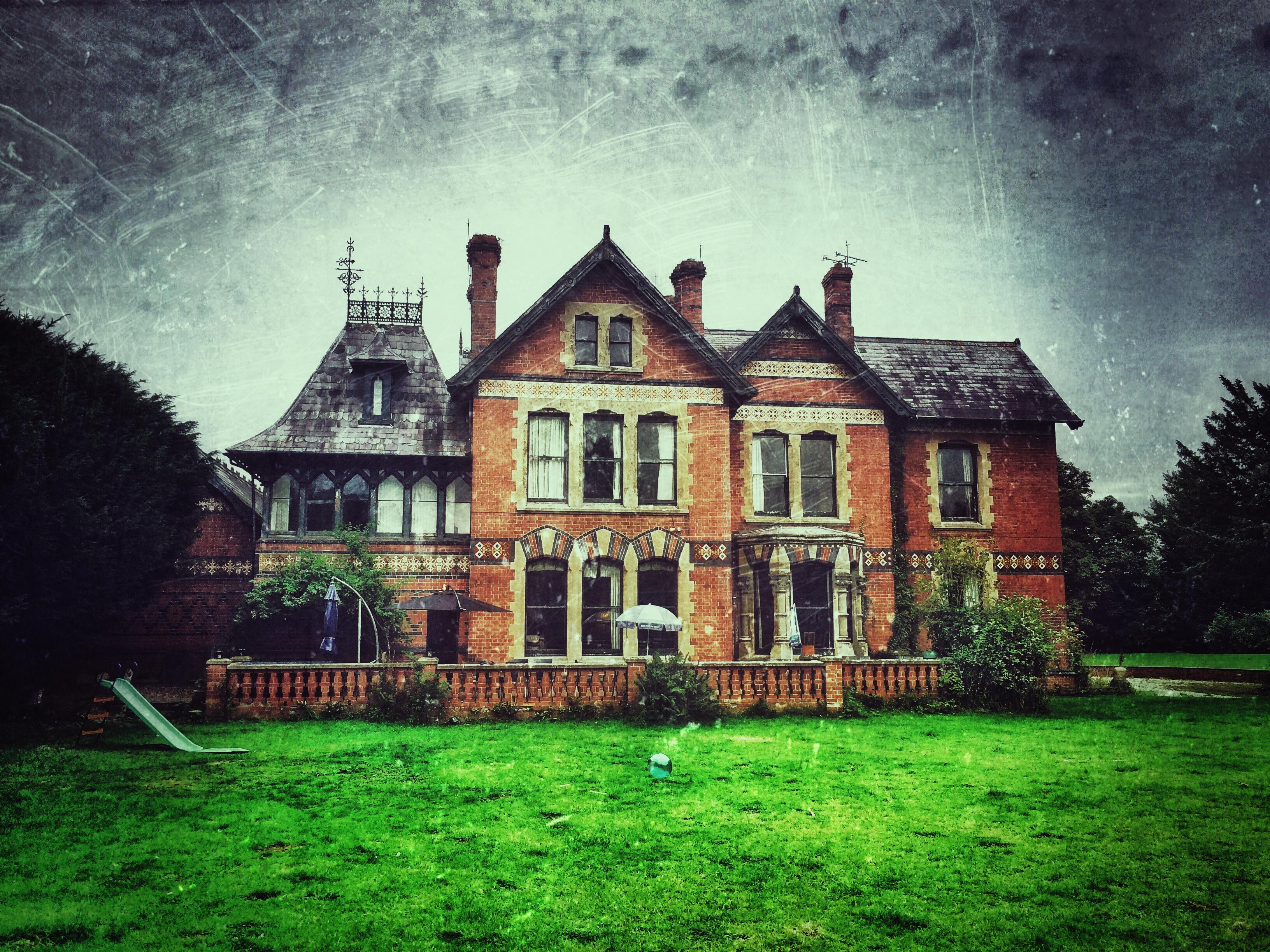 Rosebank - stately home near Hereford, UK