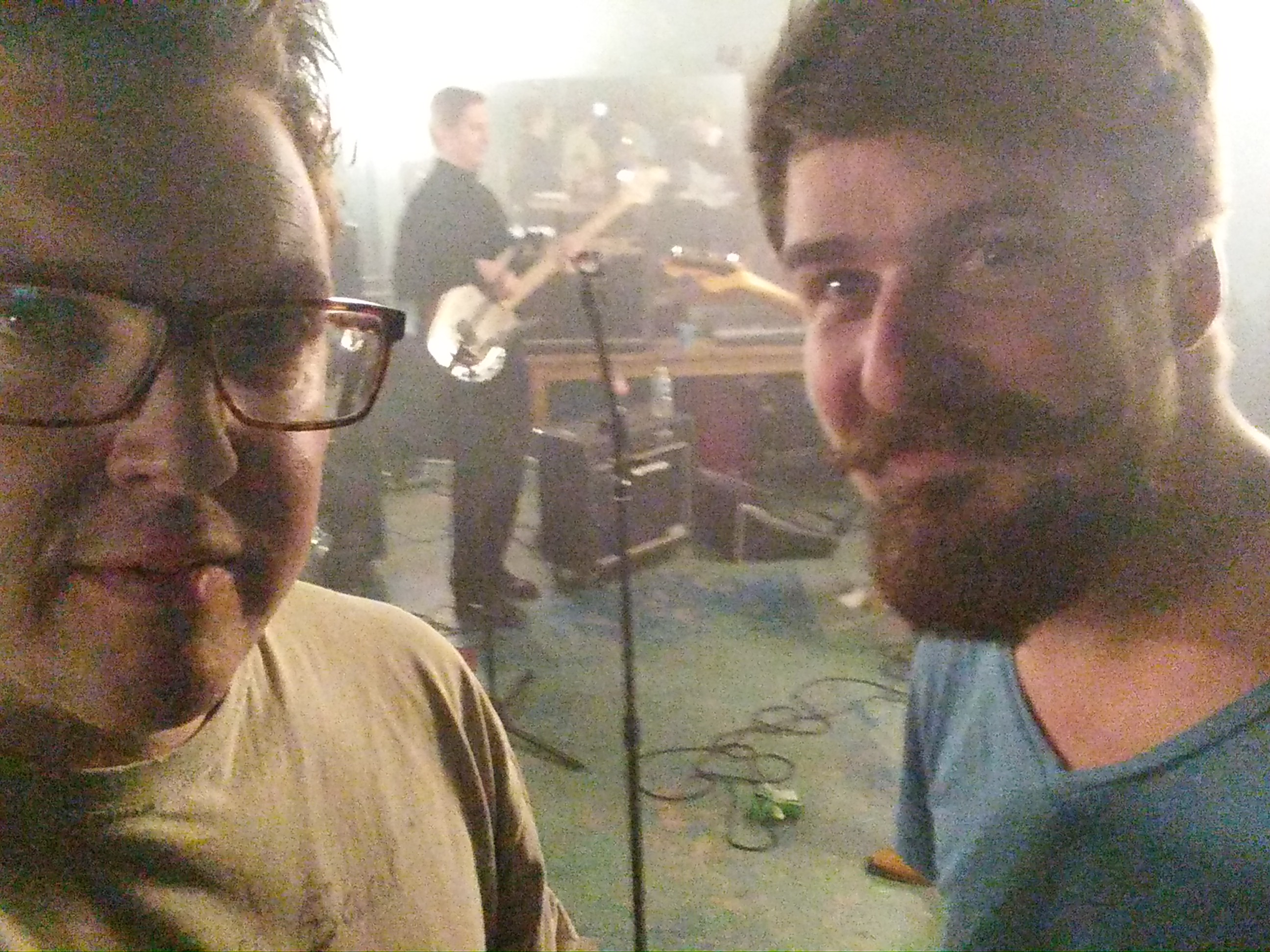 The Krill rehearsal, E17