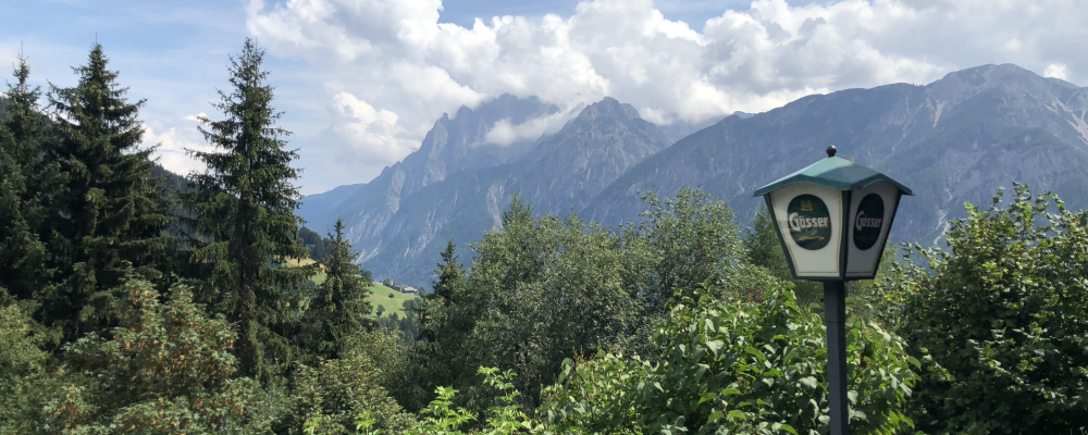 Wildpark Assling in Austrian Alps